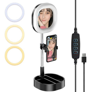 Universal USB Selfie Ring Light Photo Studio - Trend BoxUniversal USB Selfie Ring Light Photo Studio Universal USB Selfie Ring Light Photo Studio