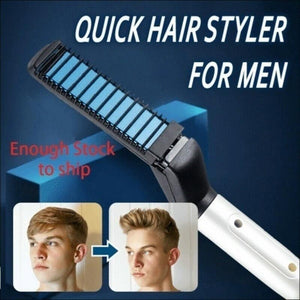 Quick Beard Straightener - Cheapo's DepotQuick Beard Straightener Quick Beard Straightener