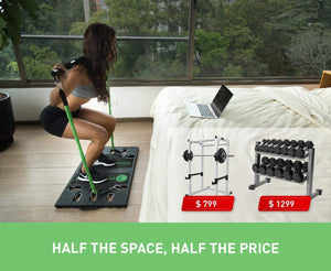 Full Portable Home Gym Workout Package - Trend BoxFull Portable Home Gym Workout Package Full Portable Home Gym Workout Package