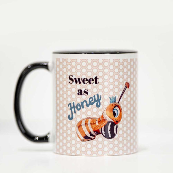 Sweet As Honey Coffee Mug - ModLoungePaperCompany