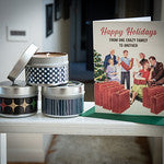 Family Holiday Greeting Card - ModLoungePaperCompany