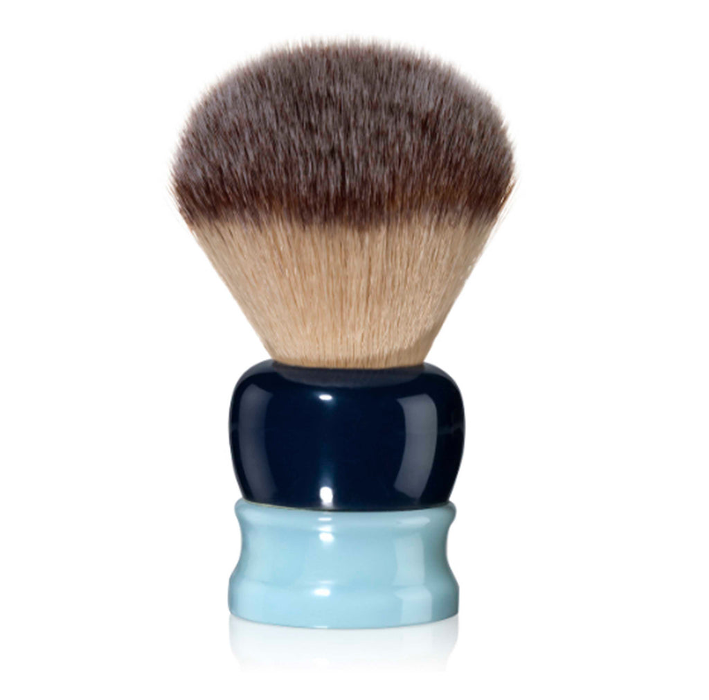 Fine Stout Shave Brush Blue - ModLoungePaperCompany