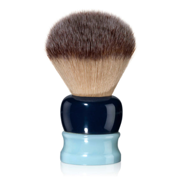 Fine Stout Shave Brush Blue