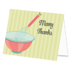 Happy Housewife Thank You Card - ModLoungePaperCompany