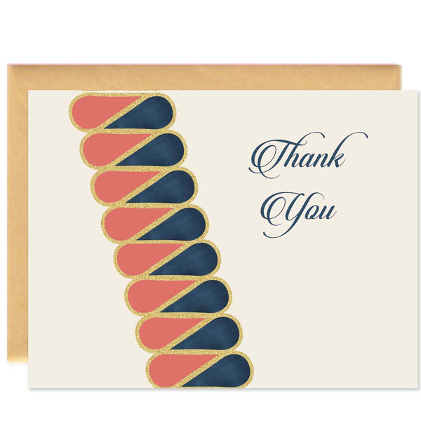 Figure 8 Thank You card - ModLoungePaperCompany