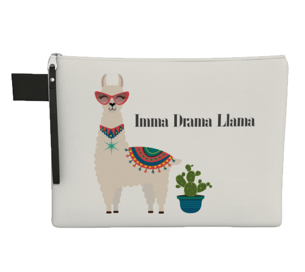 Drama Llama Carry All Bag - ModLoungePaperCompany
