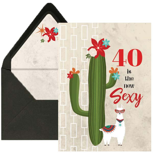 Cactus 40 is the new sexy card
