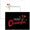 Merry Mistleoe Greeting Card Set - ModLoungePaperCompany