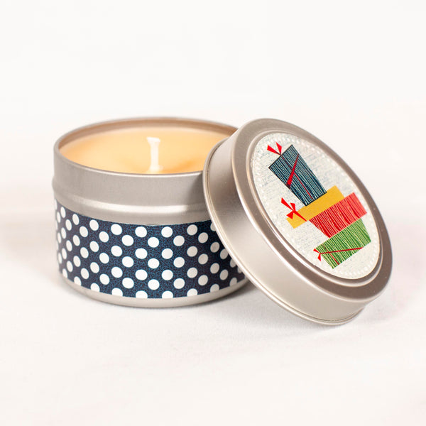 Mod Gifts Travel Candle - ModLoungePaperCompany