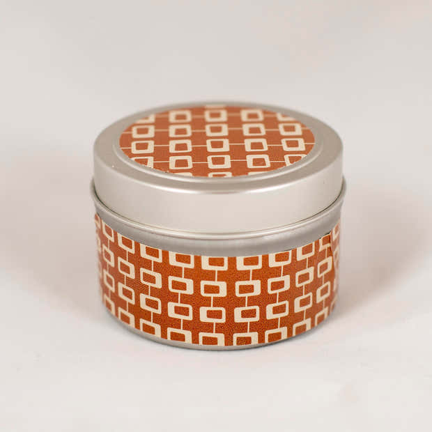 Open Square Row Spice Travel Candle 1