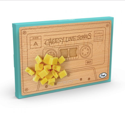 Cheesy Love Song Cheese Platter - ModLoungePaperCompany
