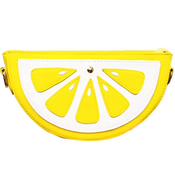 Lemon Handbag - ModLoungePaperCompany