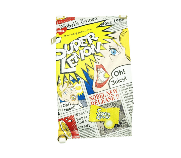 Super Lemon Oh Juicy Handbag - ModLoungePaperCompany