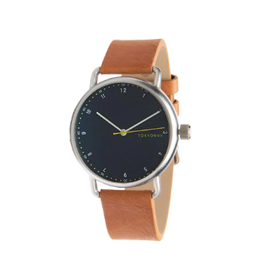 Mens Watch Hudson Tan - ModLoungePaperCompany