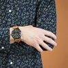 Men's Classic Watch Mason Black/Tan - ModLoungePaperCompany