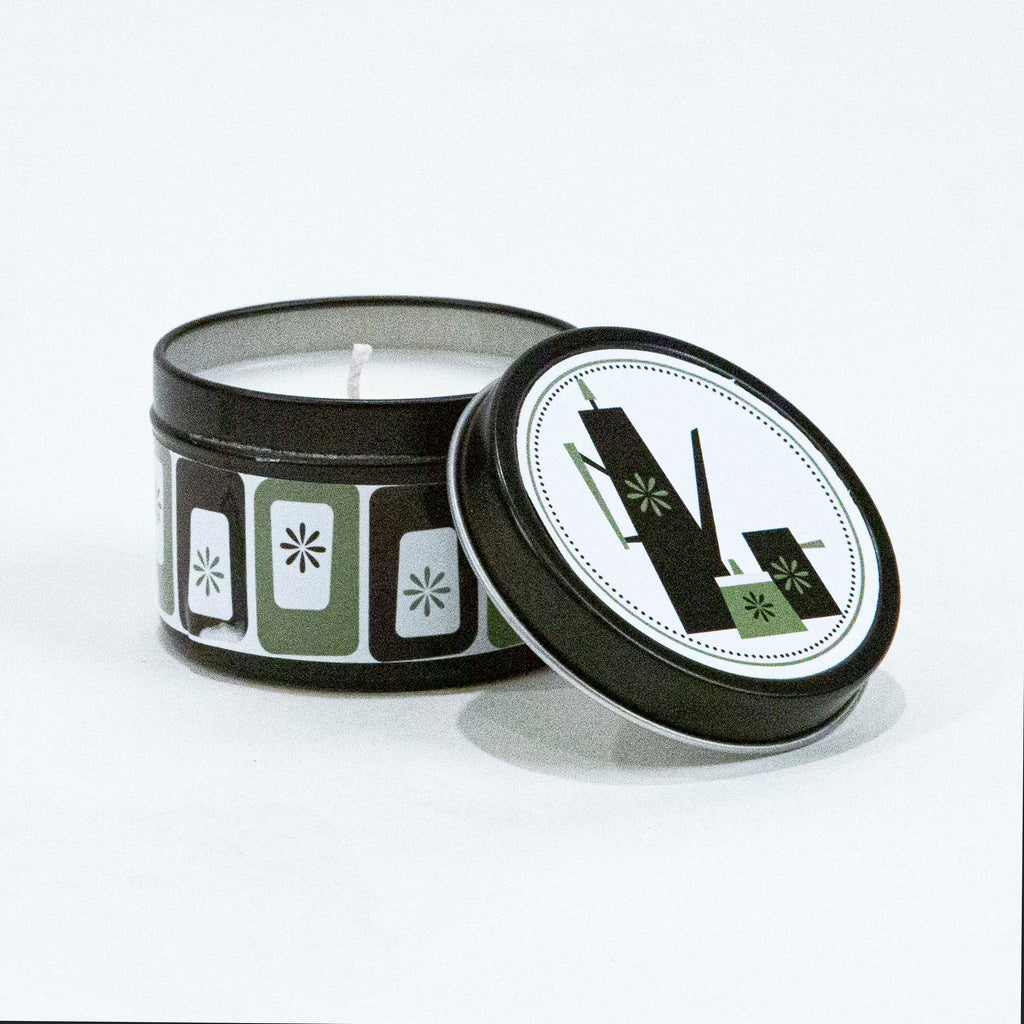 Hazelnut Coffee Candle - ModLoungePaperCompany