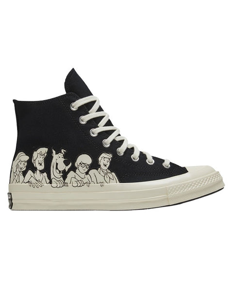 CT70 SCOOBY POOL BLACK HI CUT 169082C - raretem.shop