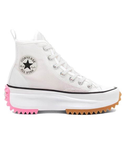 RUN STAR HIKE WHITE HI CUT 167851C