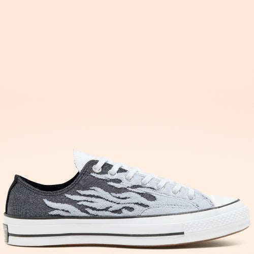 CT70 FLAME GREY LOW CUT 166713C