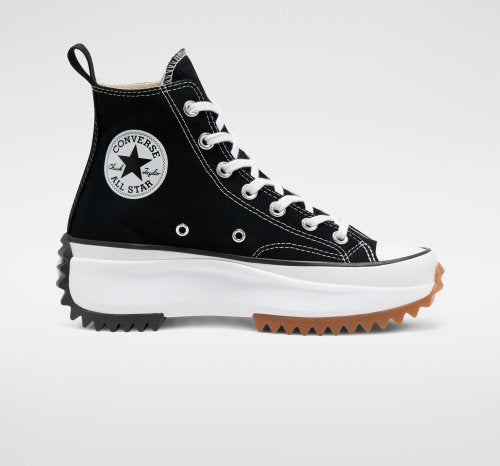 RUN STAR HIKE BLACK HI CUT 166800C