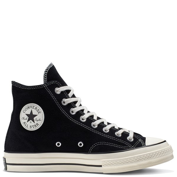 CT70 BLACK SUEDE HI CUT 166216C(157453C) - raretem.shop