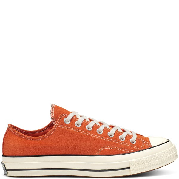 CT70 ORANGE SUEDE LOW CUT 166217C - raretem.shop