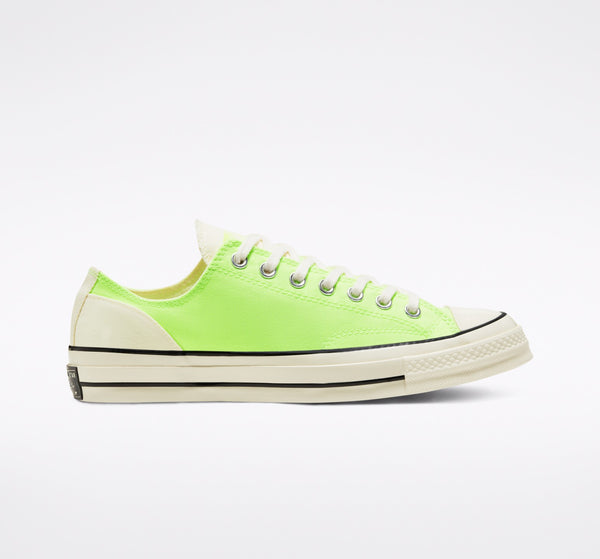 CT70 PSYCHEDELIC GHOST GREEN LOW CUT 167826C - raretem.shop