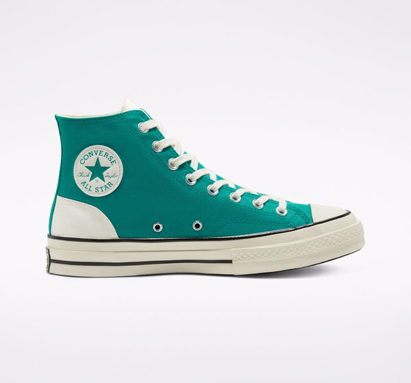 CT70 PSYCHEDELIC GREEN HI CUT 167910C - raretem.shop