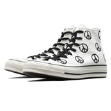 CT70  UNLEASH PEACE IVORY HI CUT 167912C