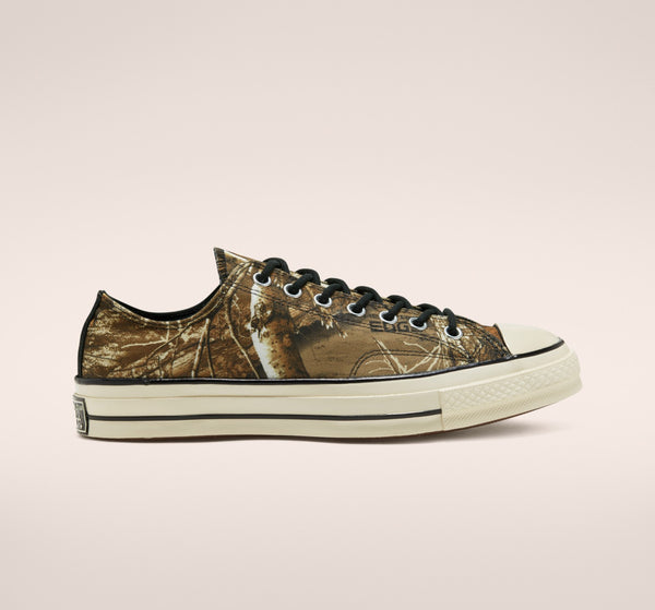 CT70 UTILITY CAMO LOW CUT 168559C