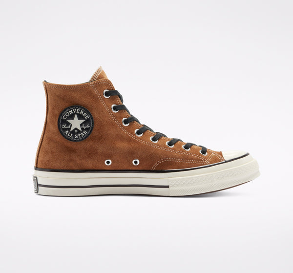 CT70 CLOVE BROWN SUEDE HI CUT (スエード素材)169337C