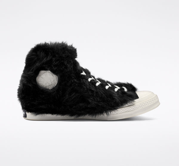 CT70 X AMBUSH FUZZY BLACK HI CUT 170586C