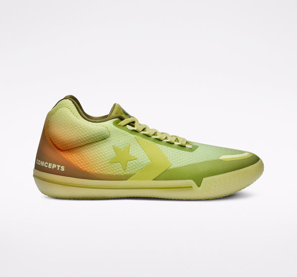 ALL STAR X CONCEPTS BB EVO LIME 170591C