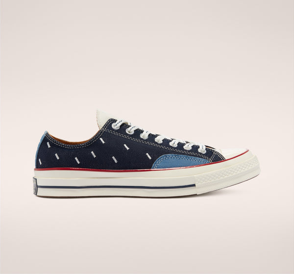 CT70 INDOGO BORO MIDNIGHT NAVY LOW CUT 171065C