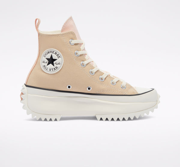 RUN STAR HIKE BEIGE HI CUT 171121C