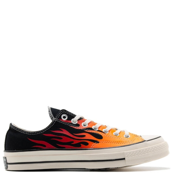 CT70 FLAME BLACK LOW CUT 167813C - raretem.shop