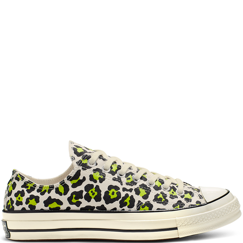 CT70 NEON LEOPARD LOW CUT 164410C - raretem.shop