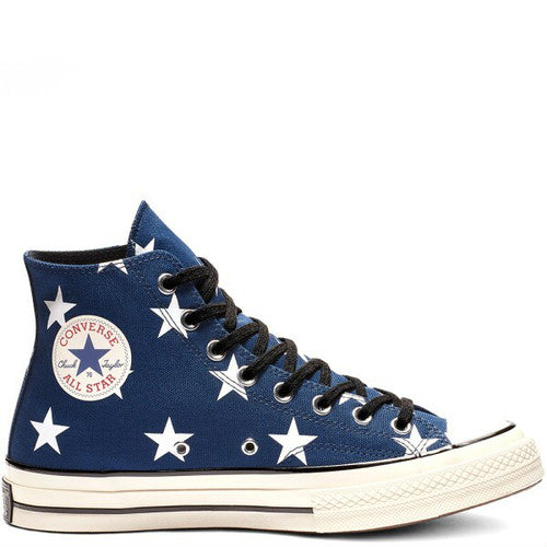 CT70 NAVY STAR HI CUT 163409C - raretem.shop