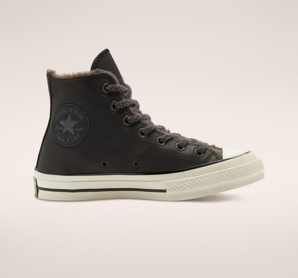 CT70 COSY CLUB BLACK LEATEHR(レザー)HI CUT 569516C