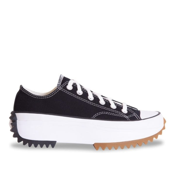RUN STAR HIKE BLACK LOW CUT 168816C