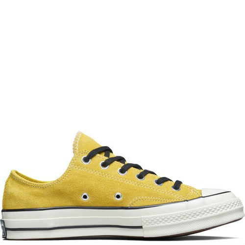 CT70 YELLOW SUEDE LOW CUT 163760C - raretem.shop