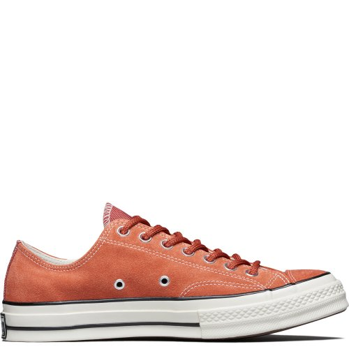 CT70 TERRACOTTA RED LOW CUT 162999C - raretem.shop