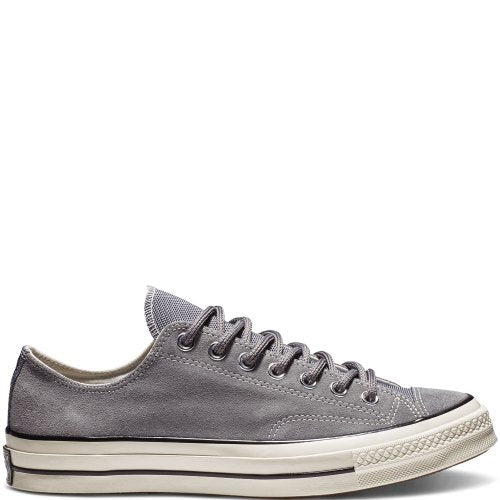 CT70 MAISON GREY LOW CUT 162376C - raretem.shop