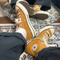 CT70 DARK SOBA ORANGE HI CUT 170090C