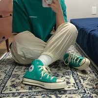 CT70 COURT GREEN LOW CUT 170092C