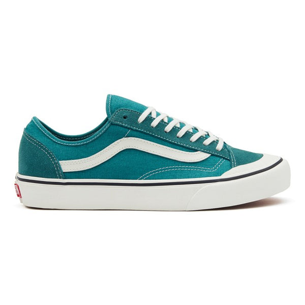 VANS US STYLE36 SALT WASH DECON GREEN