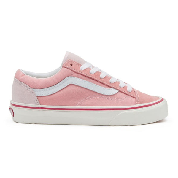 VANS US STYLE36 RETRO PINK LOW CUT