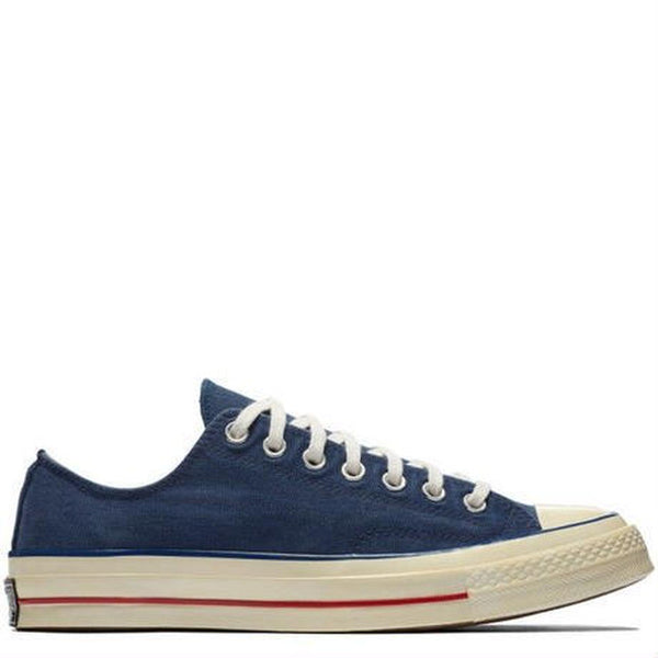 CT70 VINTAGE NAVY LOW CUT 159569C - raretem.shop
