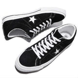 ONE STAR PREMIUM SUEDE BLACK 158369C