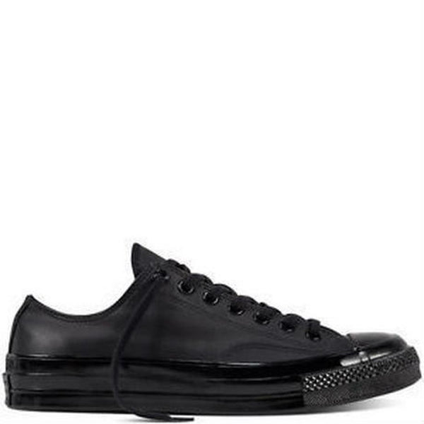 CT70 LEATHER BLACK LOW CUT 155456C - raretem.shop